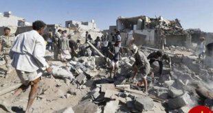 پیدا و پنهان عملیات موشکی انصار الله +عکس