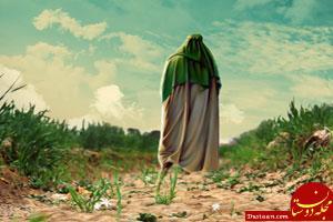 www.dustaan.com ماجرای پذیرایی امام زمان(عج) از مسافر خانه خدا