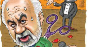 واکنش رئیس صداوسیما به سانسور ملک مطیعی! +عکس