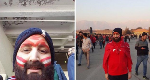 چهره ها/ حمایت «تهمینه میلانی» از دختری که با ریش وارد ورزشگاه شد!