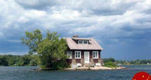 اخبار,اخبار گوناگون,کوچکترین جزیره جهان در خلیج نیویورک