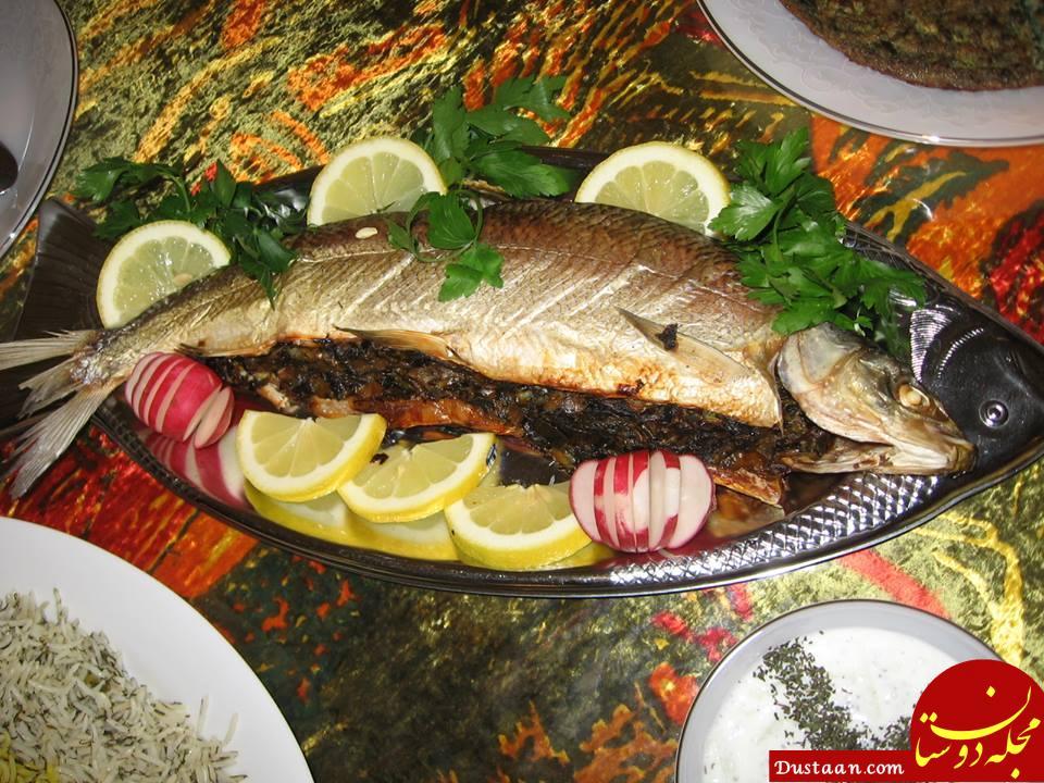 www.dustaan.com خوردن ماهی در شب ممنوع!/ همراه ماهی این خوراکی ها را نخورید