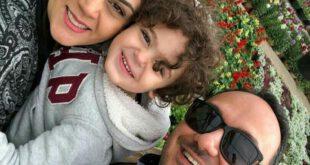 بیوگرافی و عکس های دیدنی احسان کرمی و همسرش