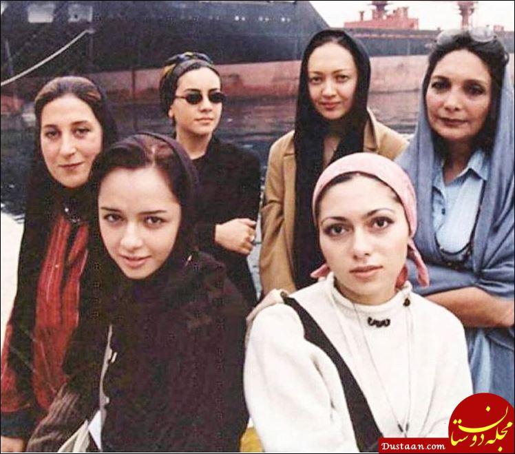 www.dustaan.com عکس زیرخاکی از بازیگران زن سینمای ایران!