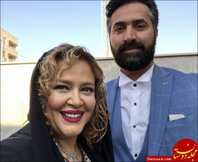 www.dustaan.com بهاره و همسر در راه عروسی! +عکس