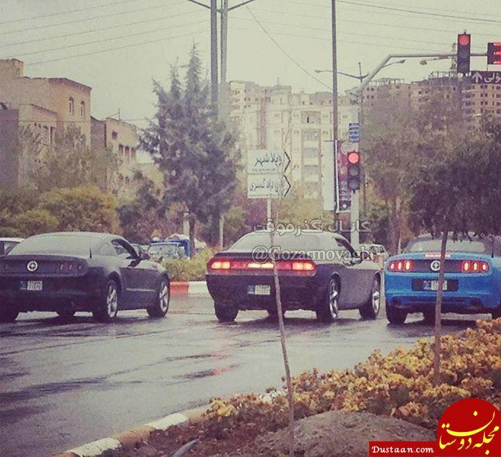 www.dustaan.com اینجا لس آنجلس نیست...  اینجا تبریز است! +عکس