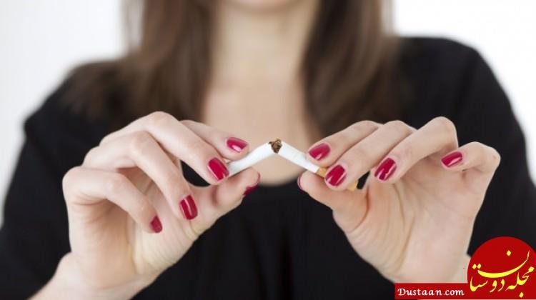 www.dustaan.com برای ترک سیگار چه کینم؟ / روش های کاهش میل به سیگار