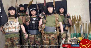 این 5 داعشی مسئول کشته شدن ده ها افغانی هستند +عکس