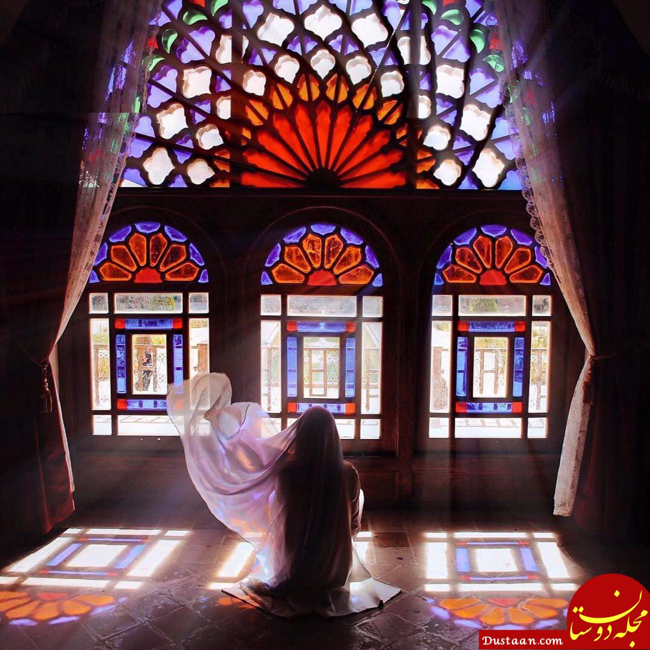 www.dustaan.com دختر روس از تجربه سفر خود به ایران می گوید! +عکس