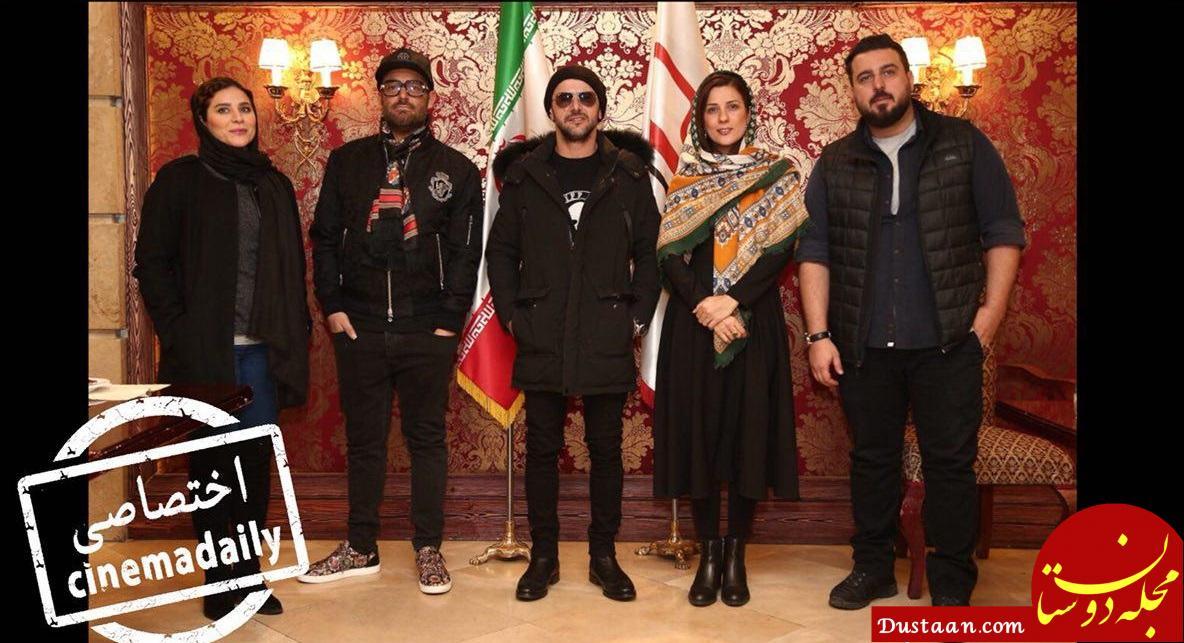 www.dustaan.com «ساخت ایران۲» کلید خورد +عکس