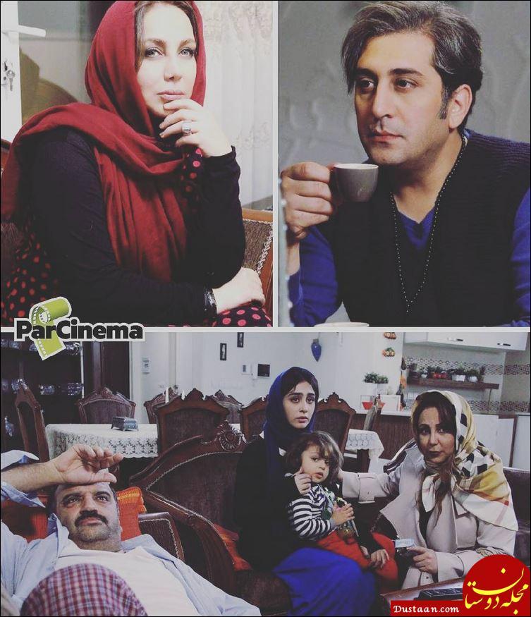 www.dustaan.com ستاره حسینی و بهنوش بختیاری در نمایی از فیلم سینمایی «آرینا»