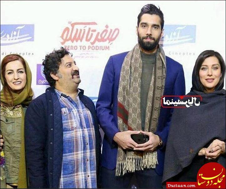 www.dustaan.com بیوگرافی سید محمد موسوی مهمان امشب «دورهمی» +عکس