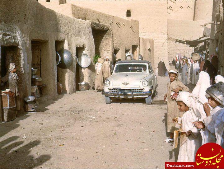 www.dustaan.com عکس های دیدنی از عربستان در حدود 68 سال پیش! +تصاویر
