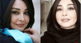 تغییر دین خانم بازیگر مشهور ایرانی +عکس