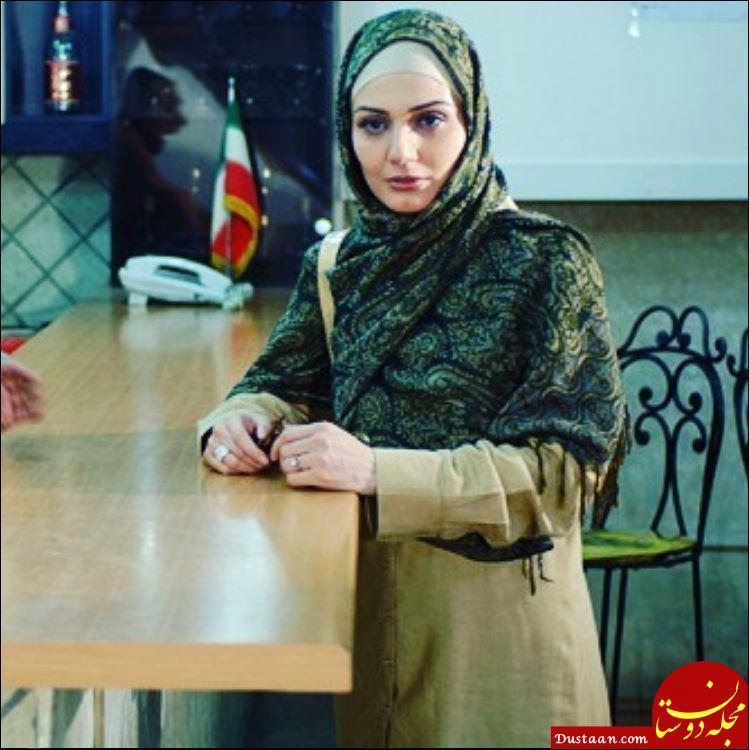 www.dustaan.com بیوگرافی مرجان محتشم مهمان امشب برنامه دورهمی +تصاویر