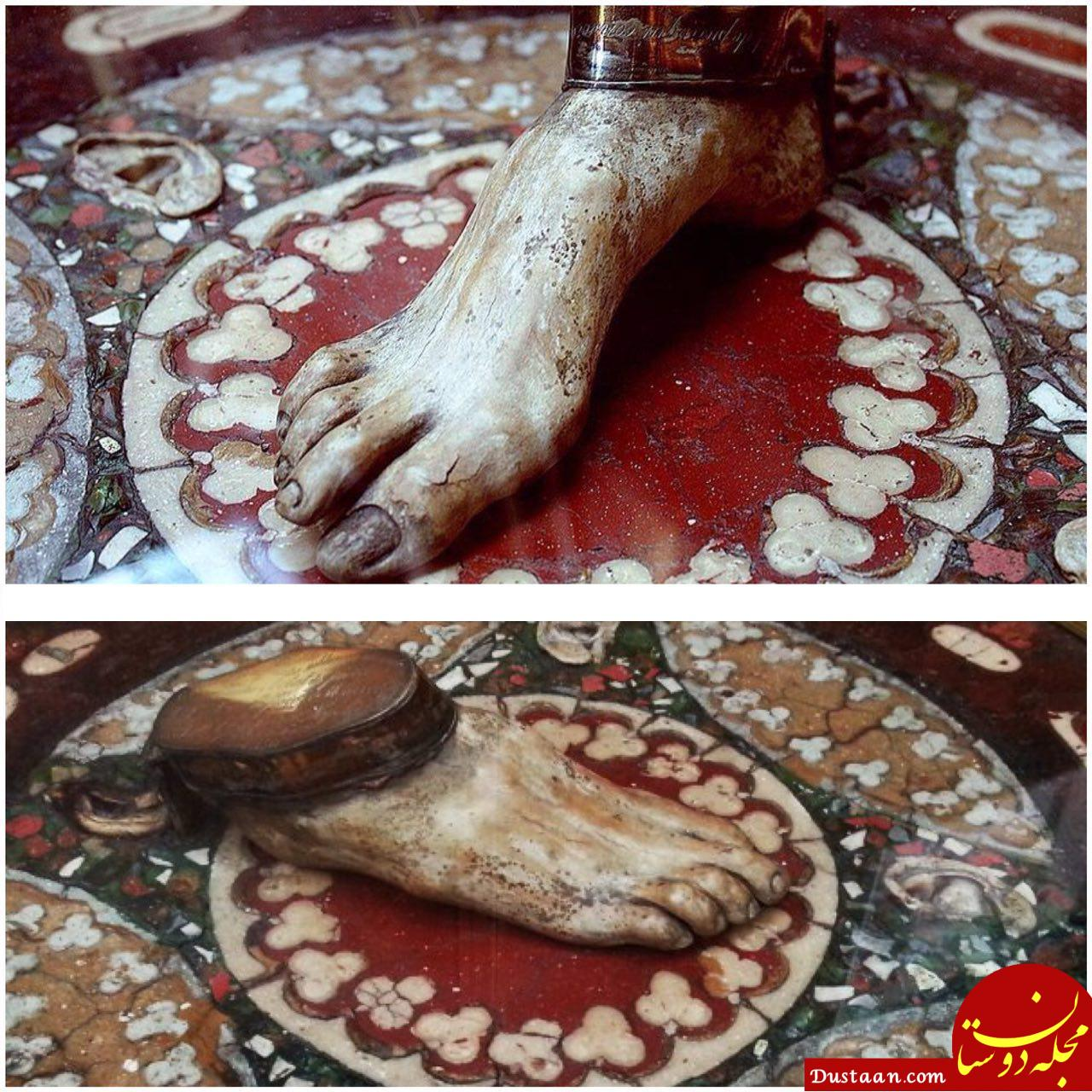 www.dustaan.com این میز با اعضای بدن انسان ساخته شده است! +عکس