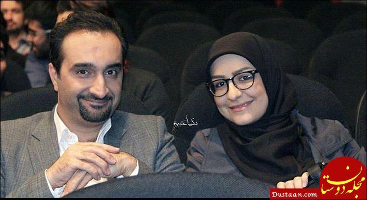 www.dustaan.com نیما کرمی و همسرش زینب زارع /بیوگرافی  نیما کرمی و زینب زارع +تصاویر