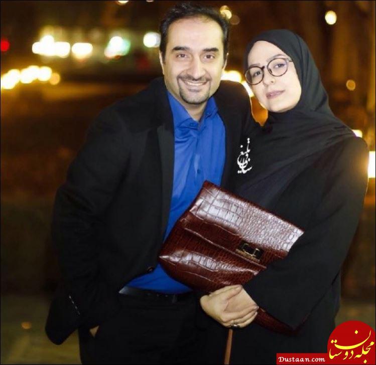 www.dustaan.com بیوگرافی و عکس های نیما کرمی و همسرش زینب زارع