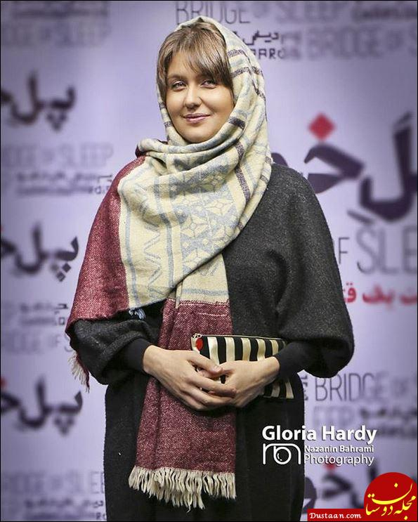 www.dustaan.com عکس های زیبا از مراسم اکران «پل خواب» با حضور بازیگران +تصاویر