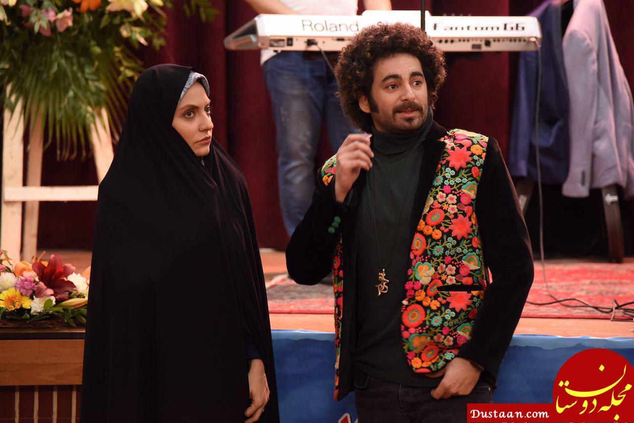 www.dustaan.com خواننده جوان هم به گلشیفته پیوست! +عکس