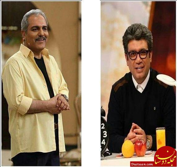 www.dustaan.com مجری برنامه هفت چه کسی می شود؛ مهران مدیری یا رضا رشیدپور؟