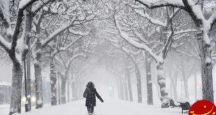روزهای آینده منتظر بارش برف و باران باشید