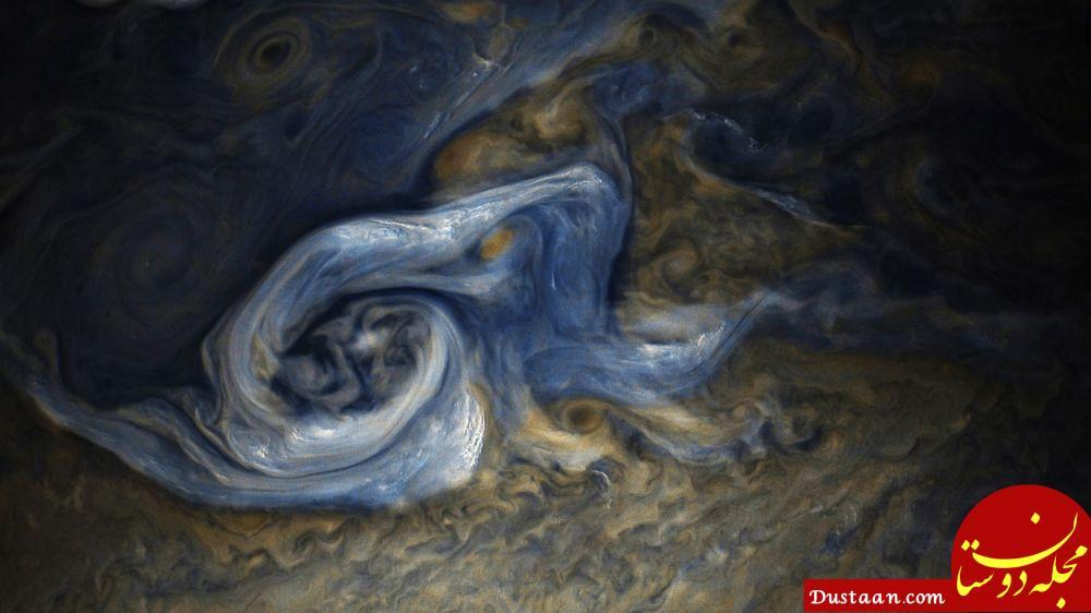 گردباد در فضا