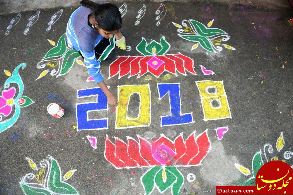 جشن سال نو در هند