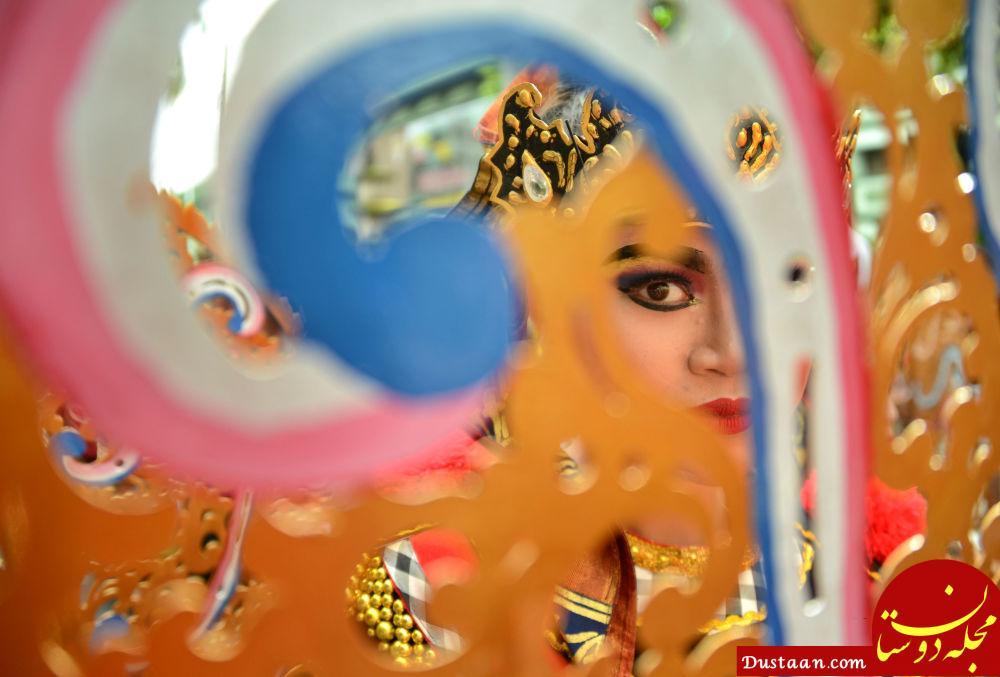 فستیوال جشن سال نو در بالی