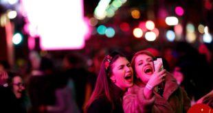 برگزاری جشن سال نو در اسکاتلند