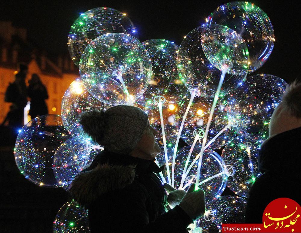 جشن سال نو در لهستان