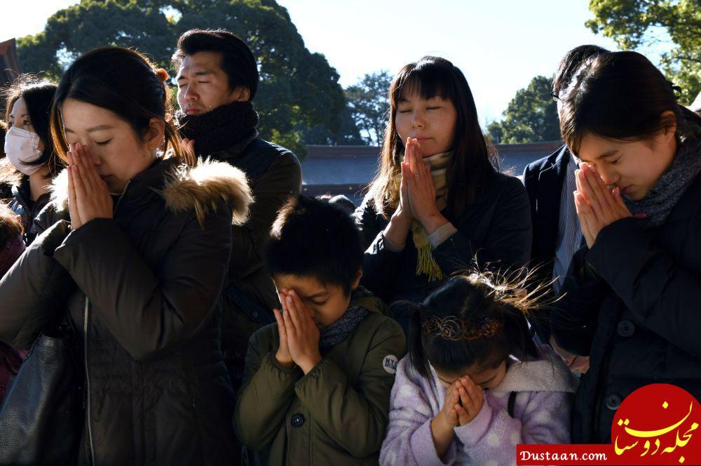 برگزاری جشن سال نو در ژاپن