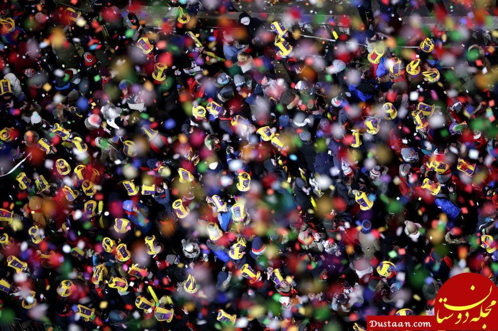 برگزاری جشن سال نو در نیویورک