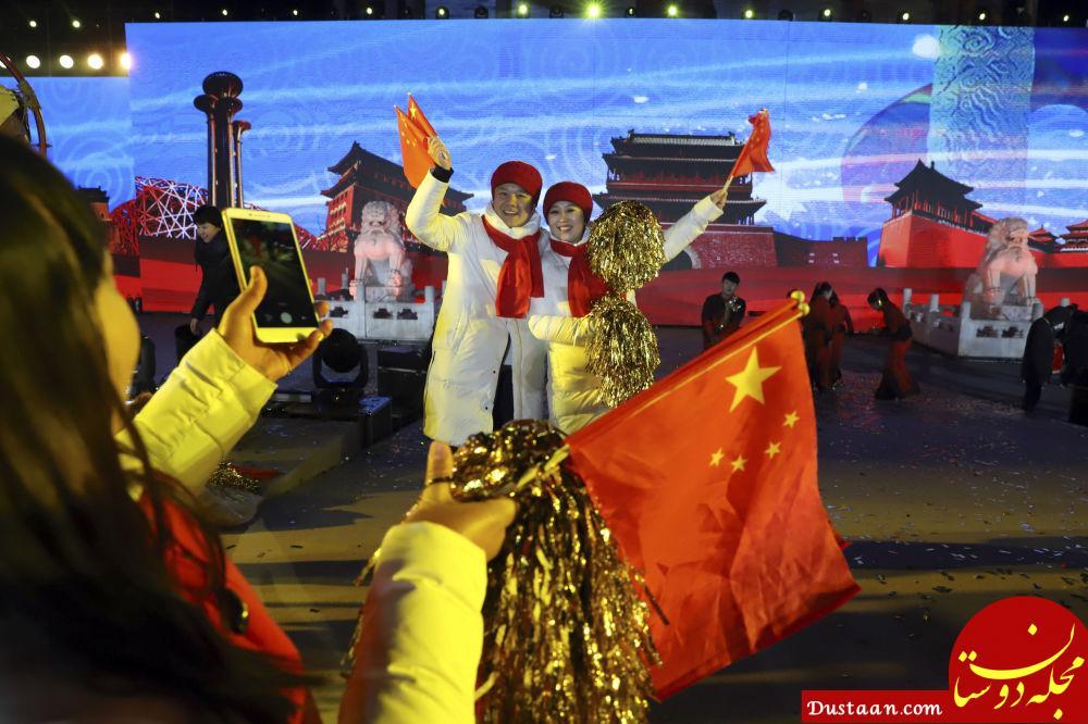برگزاری جشن سال نو در چین