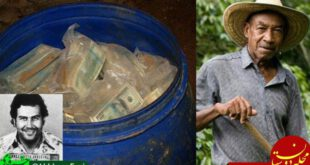 کشاورزی که هنگام شخم زدن زمینش صاحب 600 میلیون دلار شد! +عکس