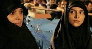 شباهت باورنکردنی مژه لواسانی به مادرش! +عکس
