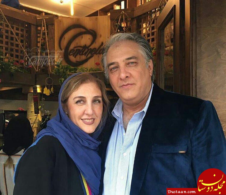 www.dustaan.com ایرج نوذری بازیگر سینما سکته کرد