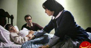 تصویری از ترانه علیدوستی و پریناز ایزدیار در شهرزاد