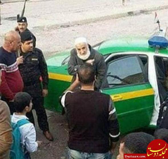 www.dustaan.com جلاد ریش سفید داعش دستگیر شد +تصاویر