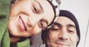بیوگرافی فلامک جنیدی و همسرش آیدین پوری + عکس های خانوادگی