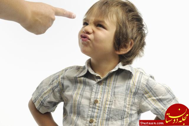 www.dustaan.com افسردگی و پرخاشگری در کودکان چه رابطه ای با هم دارد؟!
