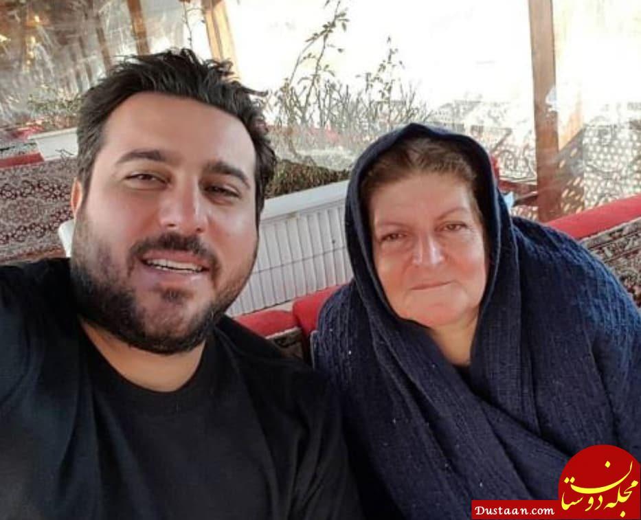 www.dustaan.com مصطفی و محسن کیایی عزادار شدند +عکس
