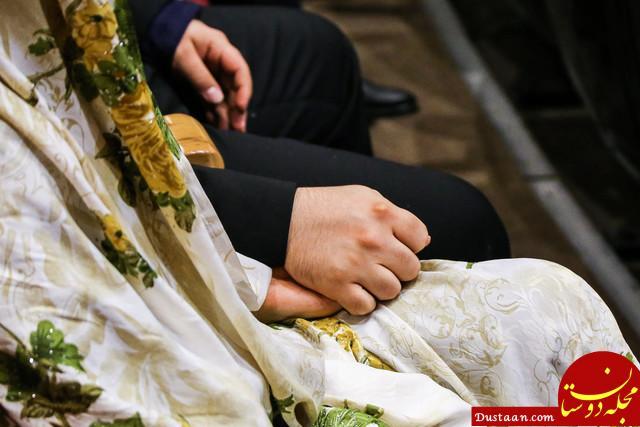 www.dustaan.com بوی بدن مرد باعث کاهش استرس همسر می شود!
