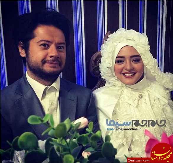 علی صادقی و نرگس محمدی در نمایی از فیلم «بدهکاران به بهشت»