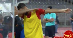 شادی گل به سبک پل پوگبا باعث محرومیت بازیکن عربستانی شد! +عکس