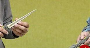 چاقوی انسانهای آدمخوار در دست یک ایرانی!