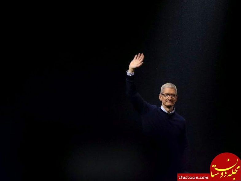 www.dustaan.com دانستنی هایی جالب از زندگی «تیم کوک» مدیر عامل اپل +تصاویر