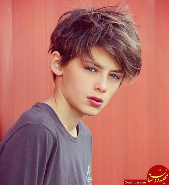 William Franklyn-Miller، استرالیا - این پسر چشم آبی استرالیایی زیباترین و خوش تیپترین پسر در اینستاگرام شناخته شده است.