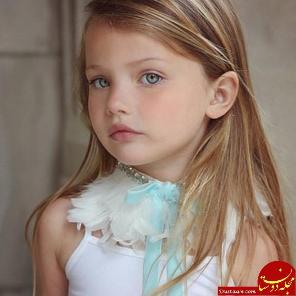 Tallia Burk، آمریکا - تالیا قبل از آناستازیا در رسانهها زیباترین دختر دنیا معرفی شده است.