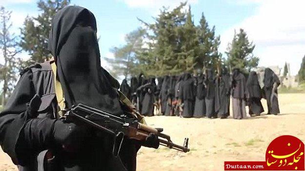 www.dustaan.com افشاگری های دختر فرانسوی عضو داعش بدون نقاب! +فیلم و تصاویر